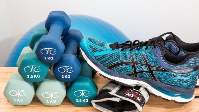Workouts pro Woche