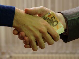 Geld leihen von Privat