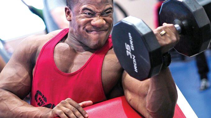 Schneller Muskelaufbau - so geht's