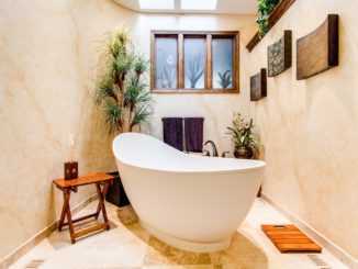 Warmwasseraufbereitung im bad