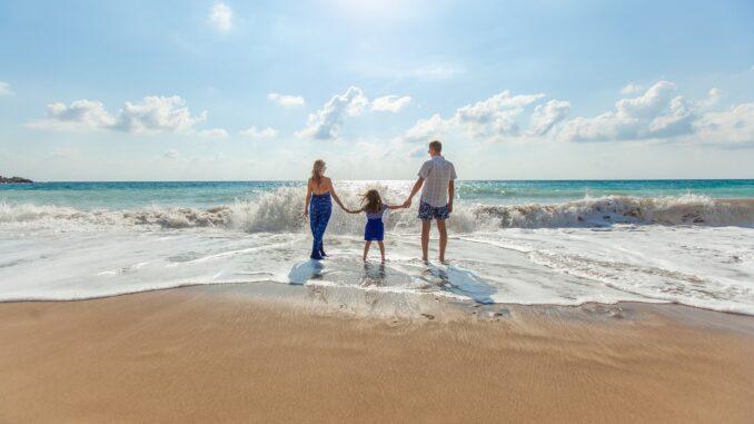 Auslandsurlaub mit Kind