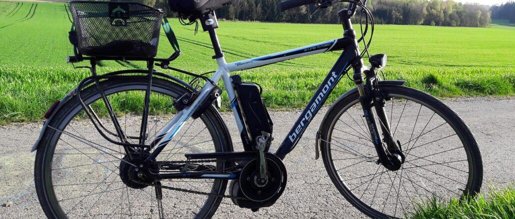 Pflege und Wartung des e-Bikes