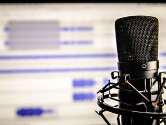 Mikrofon Test für Youtuber