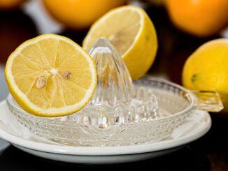 Vitamin C aus Zitrone