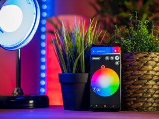 Licht und Lampen für Smart Home