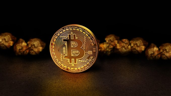 Entwicklung des Bitcoin
