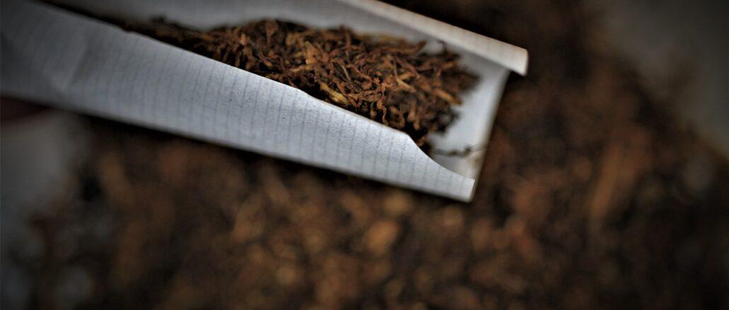 Zigaretten mit Stopfmaschine selber drehen