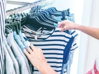 Umrechnung von US/UK Kleidergrößen