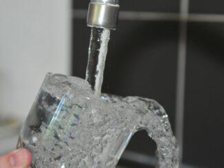Wasserfilter für Leistungswasser
