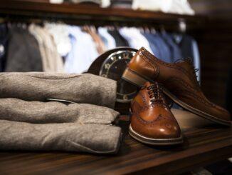 Hochwertige Markekleidung