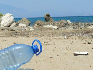 Umweltverschmutzung durch Plastik