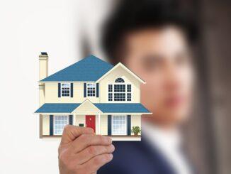 Guter Immobilienmakler