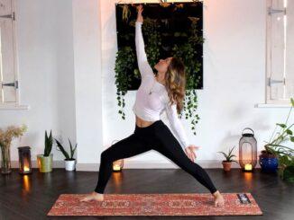 Yoga und CBD als Kombination