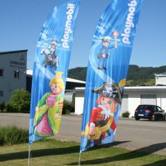 Werbepart OHG – Beachflags, Fahnen, Flaggen und mehr…